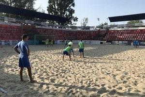 Збірна України з пляжного футболу стартує в суперфіналі Євроліги