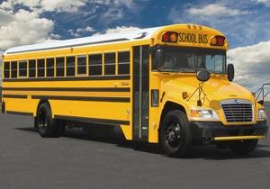 Власти Нью-Джерси разрешили размещать рекламу на школьных автобусах
