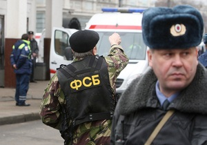 СМИ: ФСБ обнаружила базу организаторов терактов в московском метро