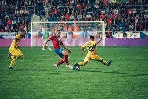 Ліга націй: Україна на останніх секундах вирвала перемогу у Чехії