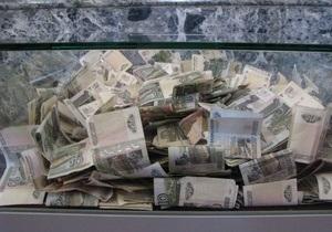 В 2010 году внешний долг России вырос на $13 млрд