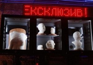 Во Львове открылся первый в мире музей-ресторан сала