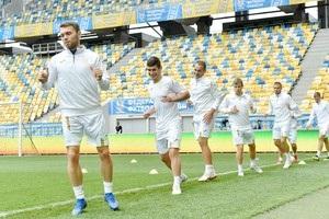 Шевченко оголосив заявку на матч проти Словаччини