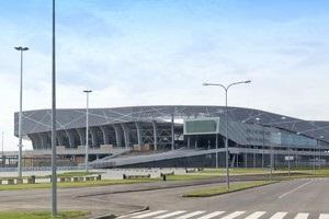 Львов получил еще один матч сборной Украины по футболу