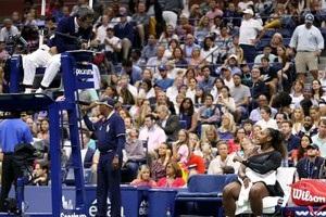 Серена Вільямс оштрафована на 17 000 доларів за поведінку у фіналі US Open