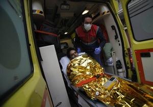 В Греции на туристическом корабле произошел взрыв: погиб капитан