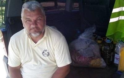 В зоне ООС погиб волонтер