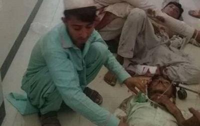 В Афганістані під час вибуху на мітингу загинули 25 демонстрантів