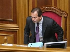 Томенко назвал главных парламентских прогульщиков
