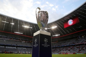 В УЕФА опровергли слухи о проведении финала ЛЧ в США