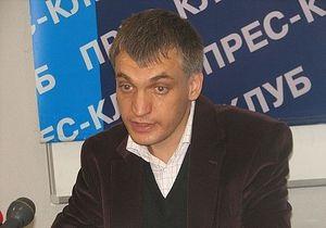 В квартире известного украинского правозащитника провели обыск