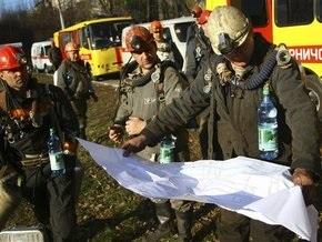 На шахте Новодзержинская возобновлены спасательные работы