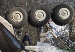 Польские эксперты: Для диспетчера смоленского аэродрома рейс Качиньского был вторым за год