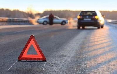 У Бердянську зіткнулися три авто, одне з них - поліцейське