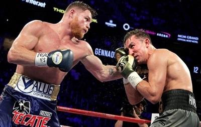 Головкін - Альварес: найкращі удари боксерів
