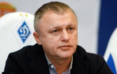 Суркис: Мы рассматривали троих нападающих, которые усилили бы Динамо