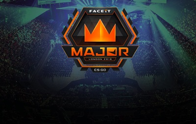 FACEIT Major 2018: турнирная таблица