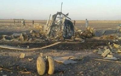 В Афганістані розбився військовий вертоліт, є жертви
