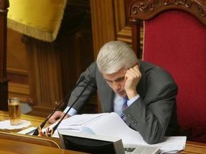 Рада планирует изменить закон о президентских выборах в начале ноября