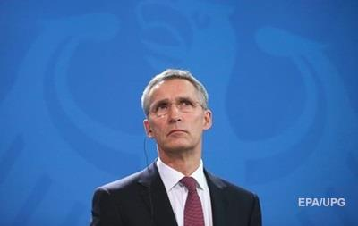 Генсек НАТО: Україні допоможуть тільки переговори