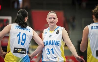 Українка Ольховик увійшла до символічної збірної ЧЄ з баскетболу 3х3