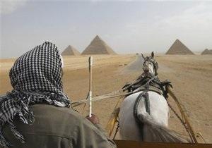 Украинские туристы возвращаются на курорты Египта