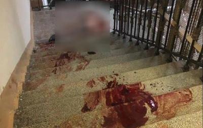 В Харькове в университете убили мужчину