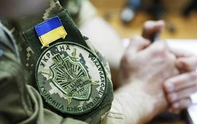 В Житомирской области из воинской части украли оружие