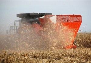 Украина будет продавать на Чикагской фондовой бирже кукурузу, ячмень и подсолнечное масло