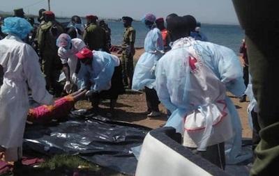 Кількість жертв катастрофи порома в Танзанії перевищила 200 осіб