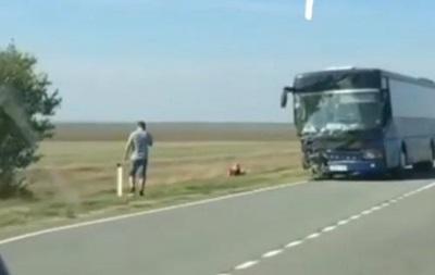 У Криму п ятеро людей загинули в ДТП