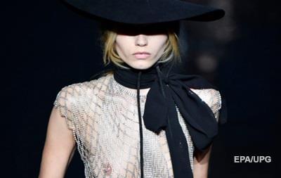 Неделя моды в Париже: шифон и смелые купальники