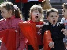 В Симферополе 50 школьников стали пионерами