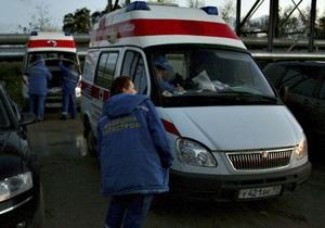 В Подмосковье произошло крупное ДТП, 11 человек сгорели заживо