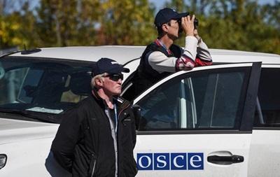 Миссия ОБСЕ зафиксировала более 100 взрывов на Донбассе