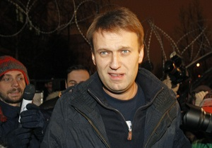 Голос Америки признал, что опубликовал поддельное интервью с Навальным