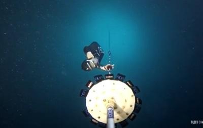 Італійка пірнула на 100-метрову глибину без акваланга