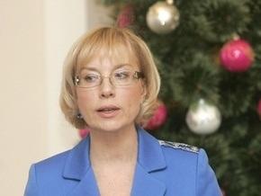 Денисова: Все средства на декабрьскую зарплату Черновецкий уже израсходовал