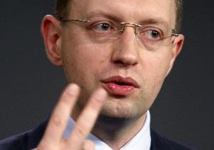 Яценюк: Выборы президента могут состояться раньше 2015 года