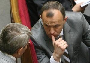 БЮТ требует отменить внесение изменений в закон о выборах президента