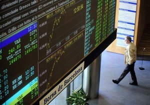 Нервозность украинских фондовых торговцев приводит сегодня к резким колебаниям котировок - эксперт