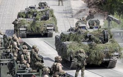 НАТО проведет крупнейшие с 1991 года военные учения