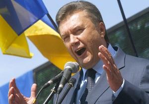 Янукович на саммите YES: После выборов вопросы ЕС к Украине будут сняты