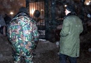 Донецк не пустили журналиста в собор - В Донецке журналиста не пустили на службу, заявив, что собор является собственностью  самого Владыки