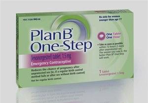 В США экстренная контрацепция будет доступна детям до 16