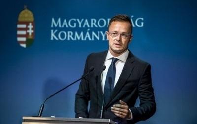 Будапешт погрожує відповіддю на видворення консула