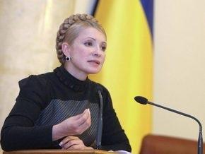 Бюджет в условиях кризиса лучше не пересматривать - Тимошенко