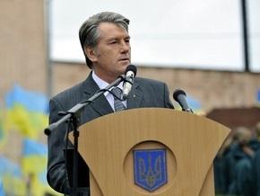 Ющенко убежден, что альтернативы его политике не существует