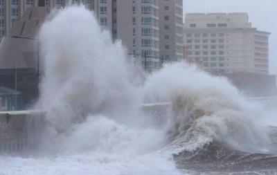 У Південній Кореї скасували сотні авіарейсів через тайфун