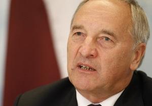 Президент Латвии покинет свой пост, если русский язык станет вторым государственным